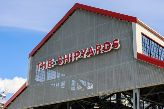 The Shipyards Grand Opening Celebration is THIS weekend