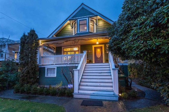 Heritage Home for sale: 156 West Queens Road