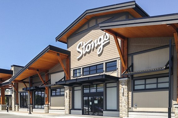 Stong's Market at Northwoods Village Grand Opening