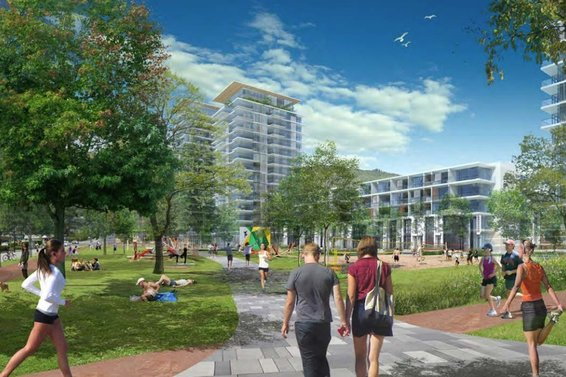 New Community coming to Harry Jerome Lands
