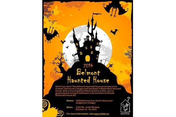 Belmont Haunted House | Edgemont Village