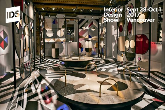 Interior Design Show Is this week! (Sept 28th - Oct 1st)