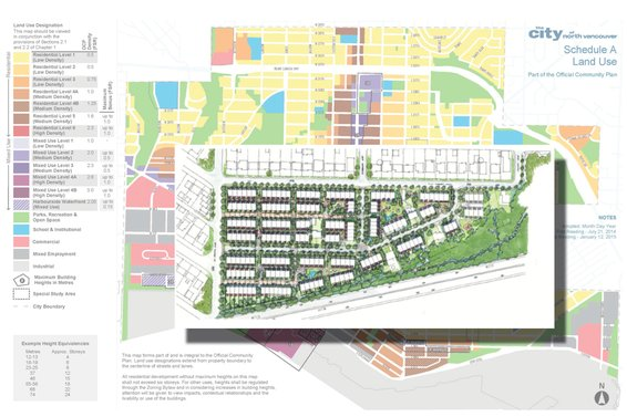 Moodyville East: New Neighbourhood Plan