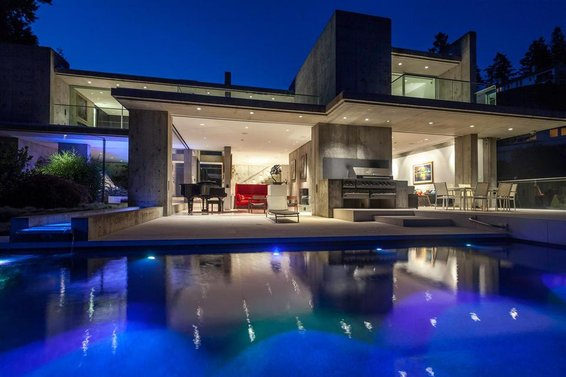 West Van's Most Expensive House Listing