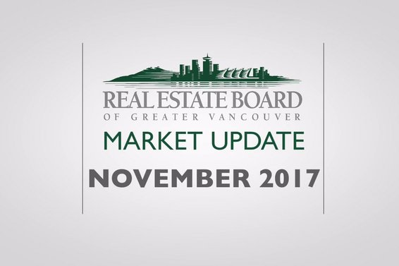 REBGV November Real Estate Stats Video