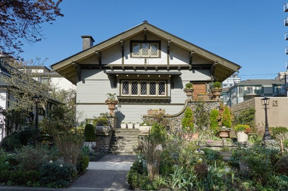 Vancouver Heritage Foundation: House Tour | This Sunday