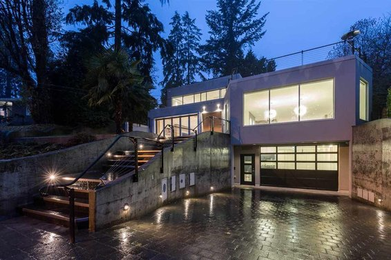 At 9,199 sq/ft THIS IS THE LARGEST HOUSE FOR SALE in North Van