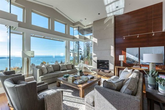 8 West Vancouver Penthouses For Sale