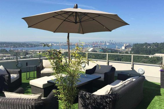 5 North Van condos w/ great outdoor spaces