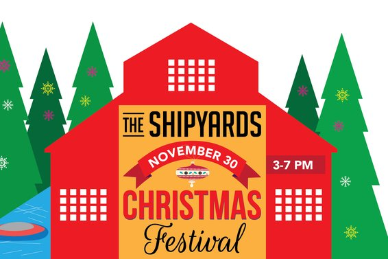 The Shipyards Christmas Festival