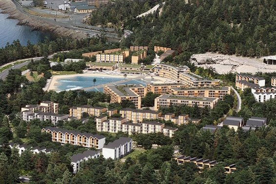 Surf Park, Resort Village Proposed for Squamish