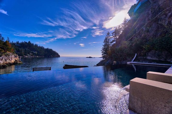 8 jaw dropping pools in West Vancouver