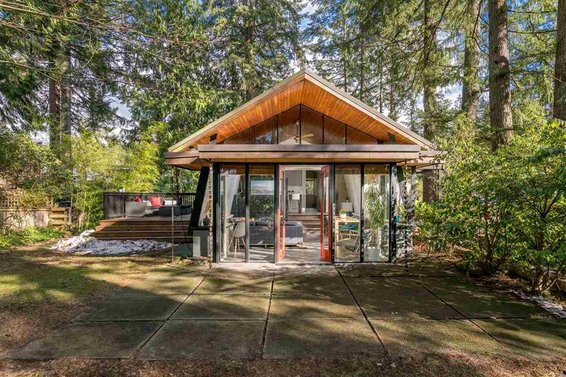 Ron Thom Designed Mid Century Home For Sale