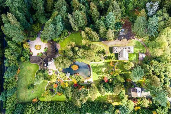 Is this North Vancouver's most expensive property?
