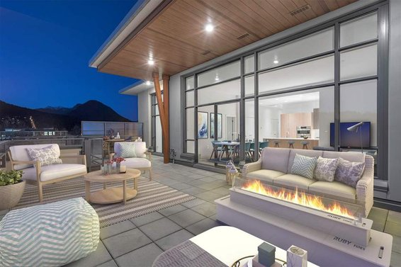 7 North Van Condos For Sale with great Patios!