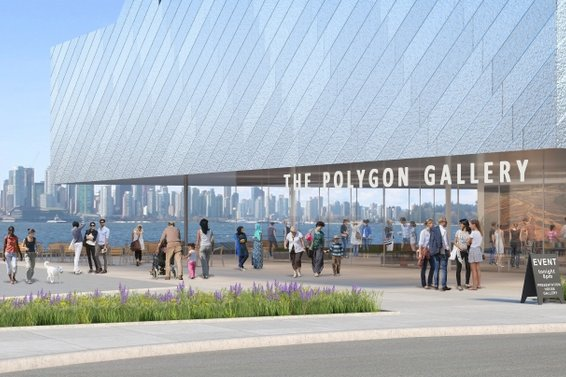 ICYMI: Polygon Gallery Breaks Ground in North Van