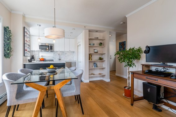 Just Listed // 1205 121 W 15th Street