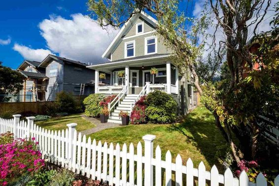 Heritage Home for sale: 426 East 10th Street