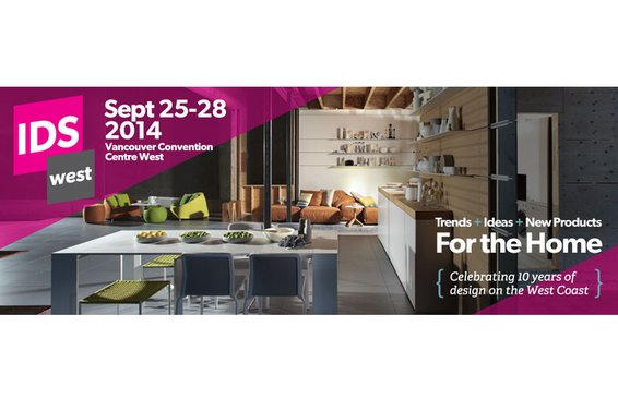 Interior Design Show West Sept 25-28 | 2014