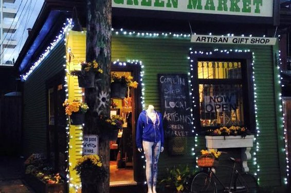 A Local 5 Days of Christmas Gifts | The Green Market