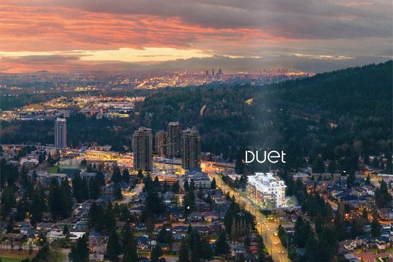 Duet by Adera // Coming Soon to West Coquitlam