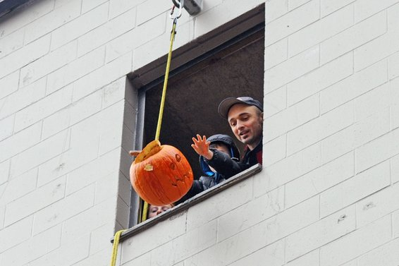 Fifth Annual Pumpkin Drop | Nov 2nd