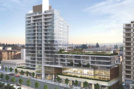 18-Storey Tower Coming to Central Lonsdale