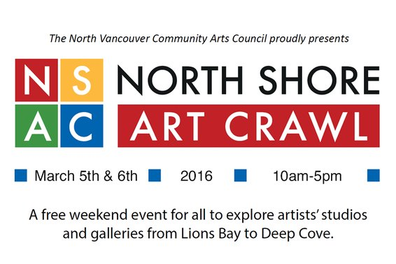 North Shore Art Crawl | March 5th and 6th