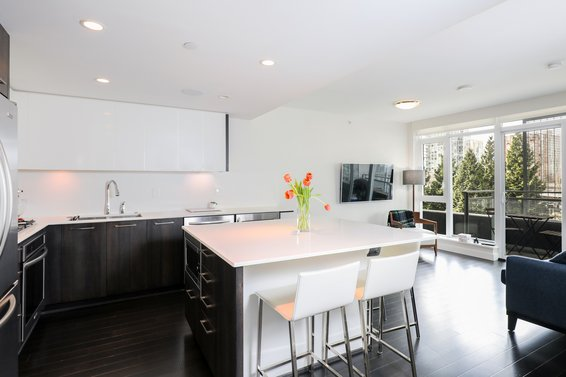 Just Listed // 616-1372 Seymour Street