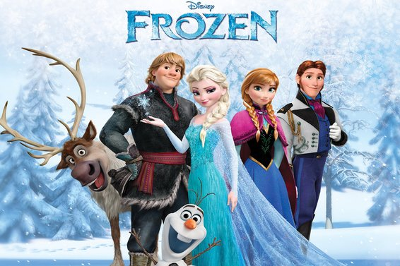 Our outdoor Movie Night will Feature Disney's Frozen