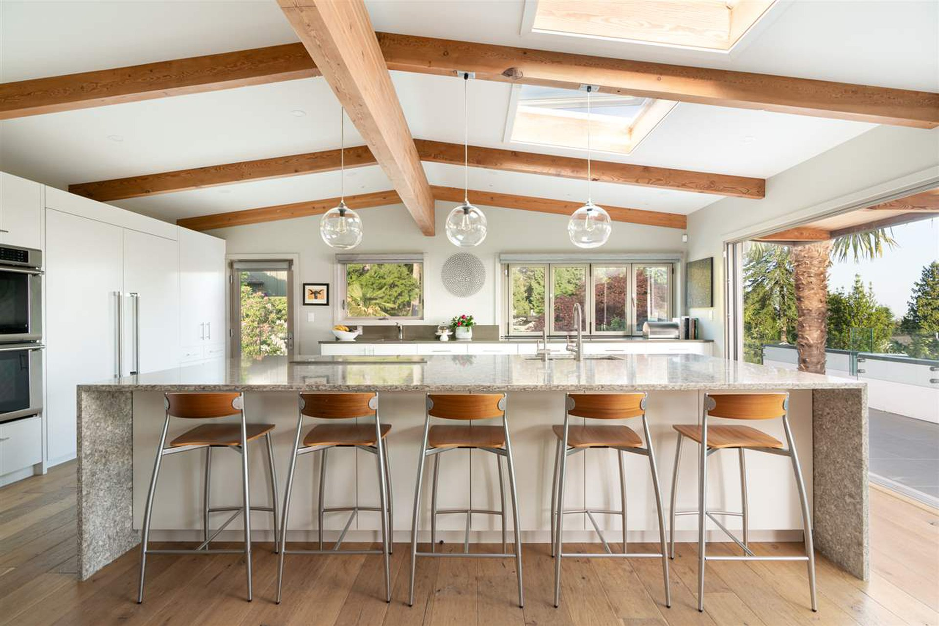 mid century mdoern post and beam houses for sale north and west vancouver