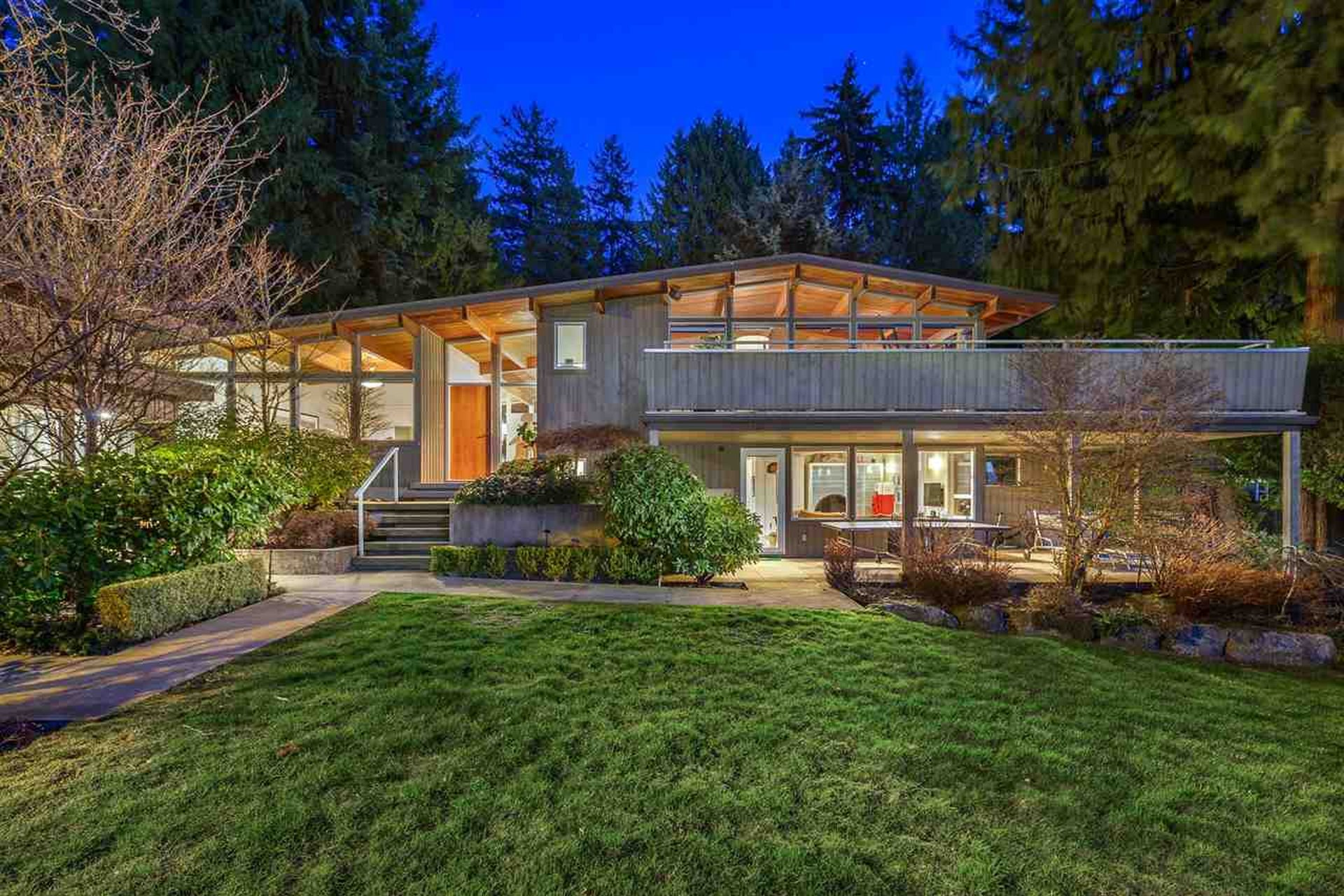 north vancouver mid century modern houses for sale prices design