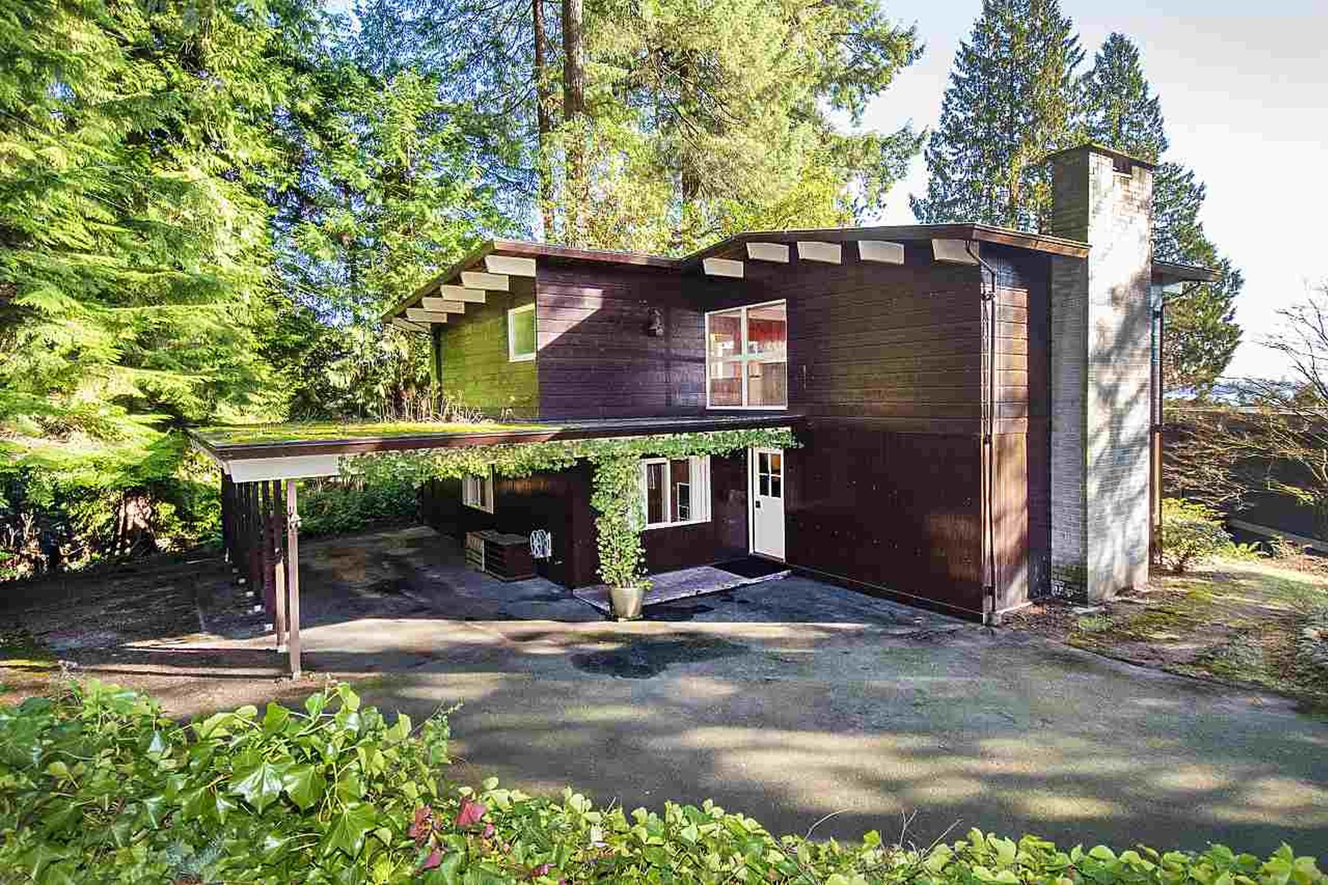 west vancouver mid century modern houses for sale