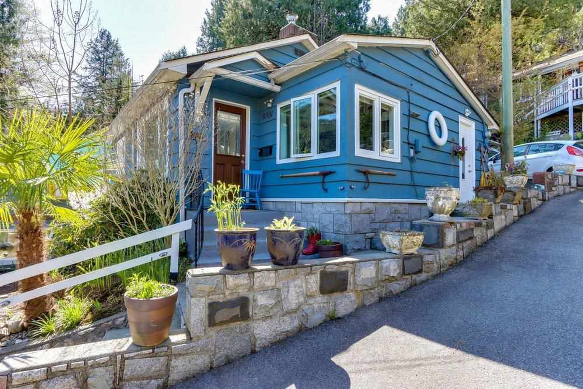 The Horseshoe Bay Cottages for sale asking price sale price